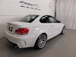 2011 BMW 1-Series M Coupe